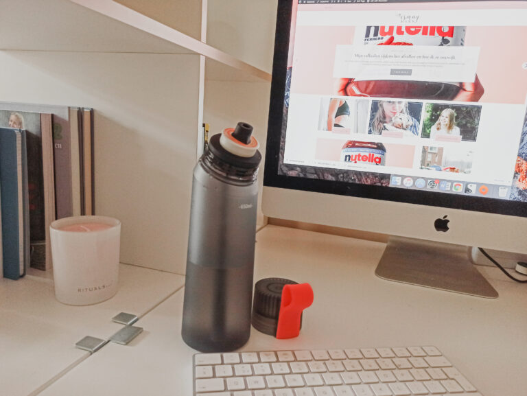 Review: Air Up drinkfles